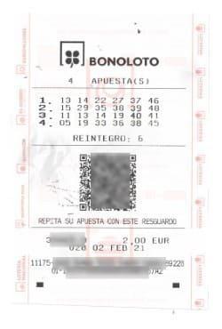 Bono lotto