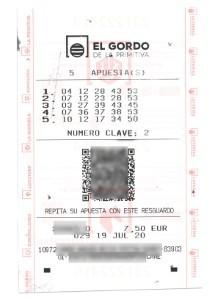 El Gordo tickets
