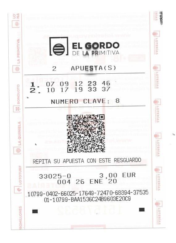 El Gordo Spanien online spielen